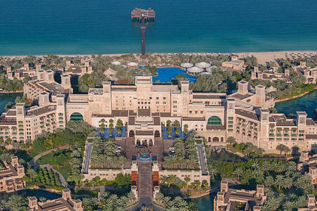 Al Qasr Jumeirah Dubai