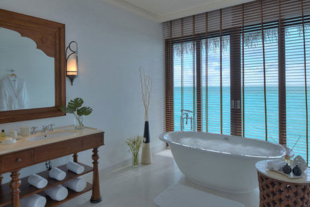 Bathroom at The Residence Maldives