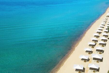 Beach at Ikos Oceania Greece