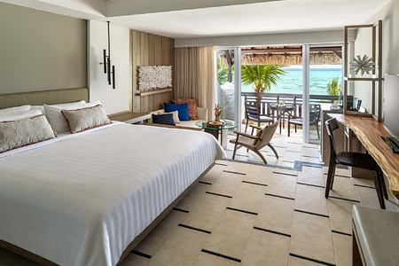 Coral Deluxe Ocean View at Le Touessrok Mauritius