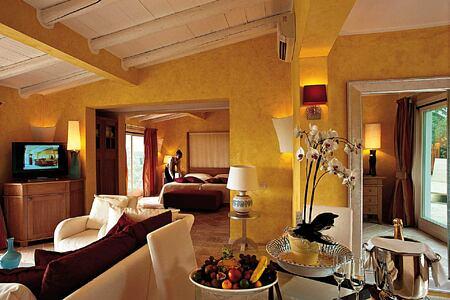 Dune Suite at Forte Village Le Dune Sardinia Italy