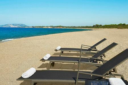 Dunes Beach at Westin Resort Costa Navarino Greece