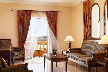 Executive suite at Kempinski San Lawrenz Malta