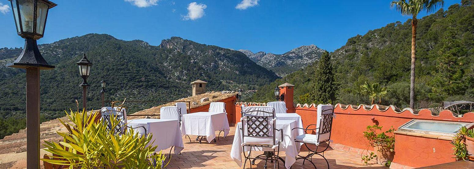 Finca es Castell Majorca Spain