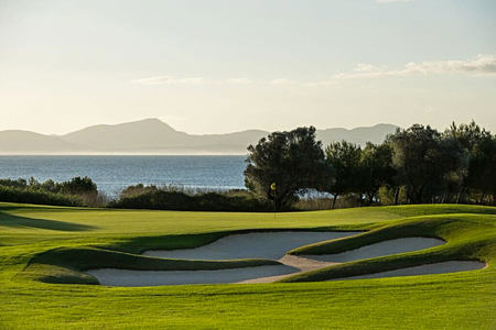 Golf at Son Brull Majorca Spain