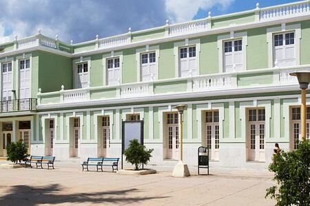Grand Hotel Trinidad Cuba