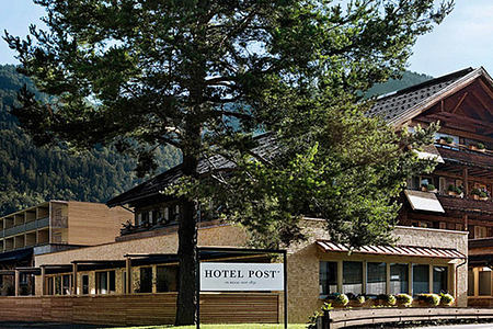 Hotel Post Bezau Austria