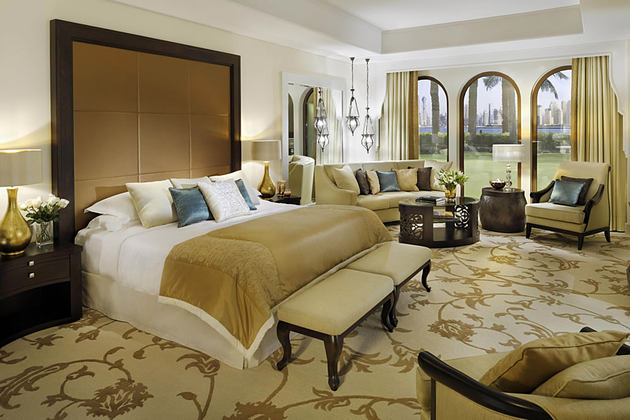 Junior Suite at One and Only The Palm Dubai