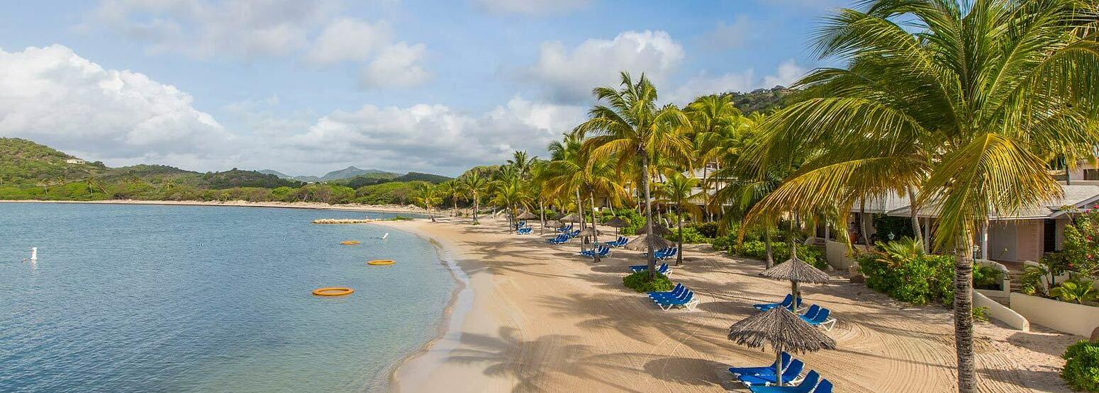 Mamora Bay at St James Club and Villas Antigua