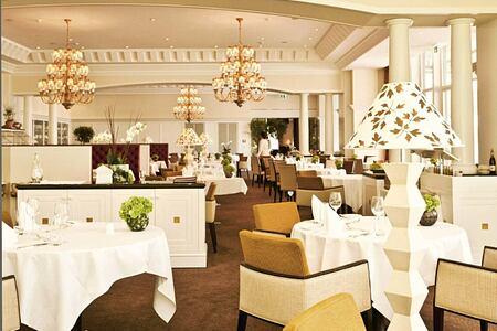 Olives Restaurant at Bad Ragaz Switzerland