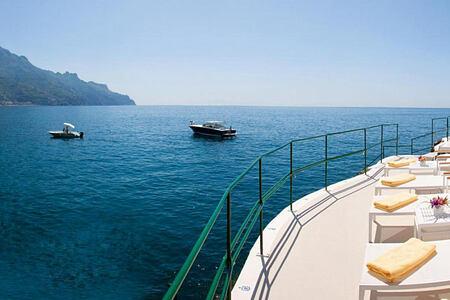 Palazzo Avino Amalfi Coast Italy