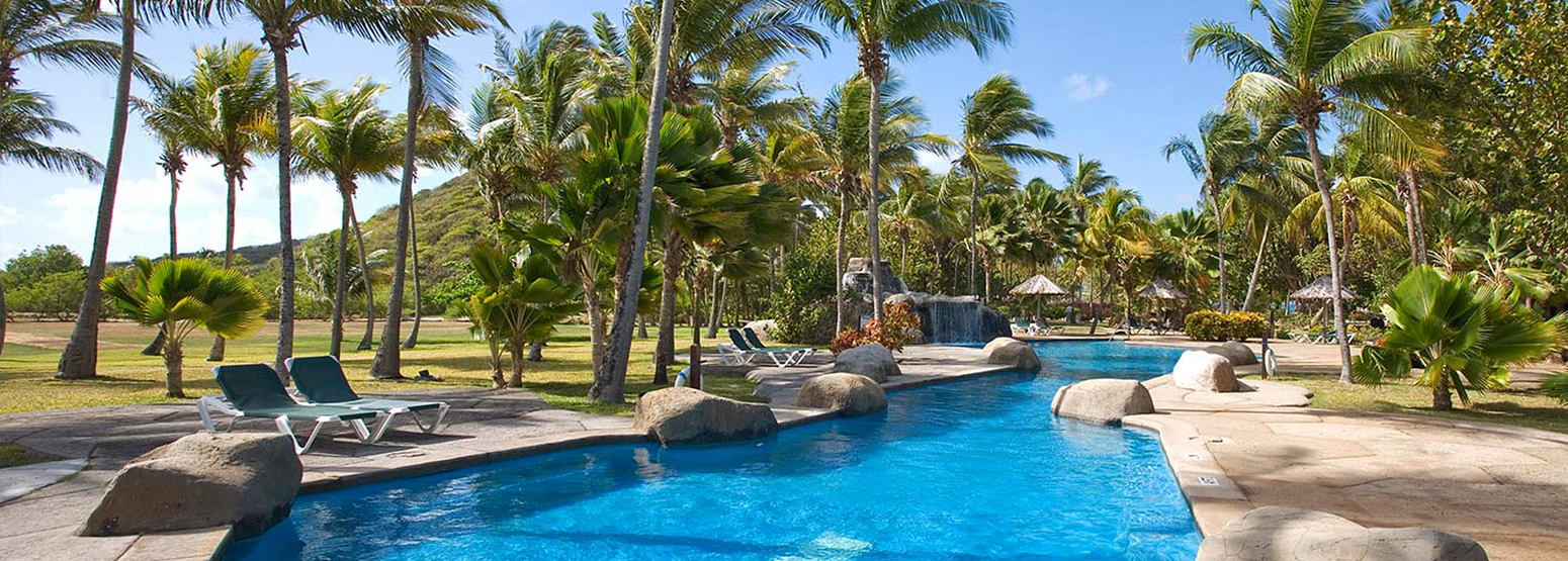 Palm Island Resort St Vincent