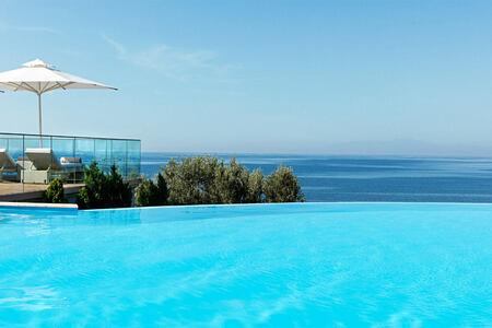 Pool at Ikos Oceania Greece