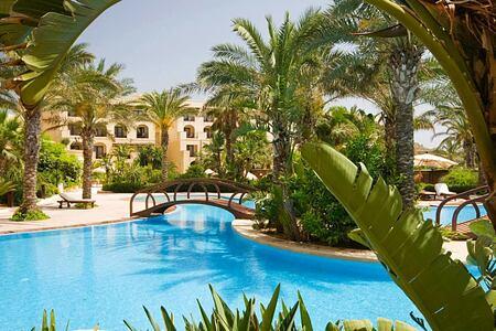 Residence pool at Kempinski San Lawrenz Malta