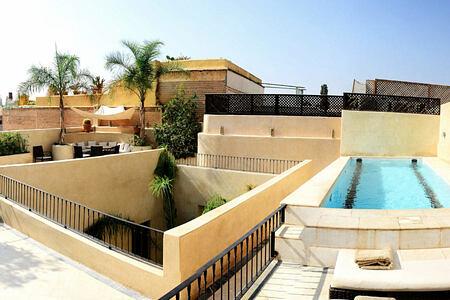 Riad Vania Marrakech Morocco