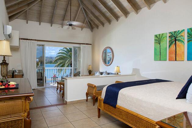 Royal Suite at St James Club and Villas Antigua