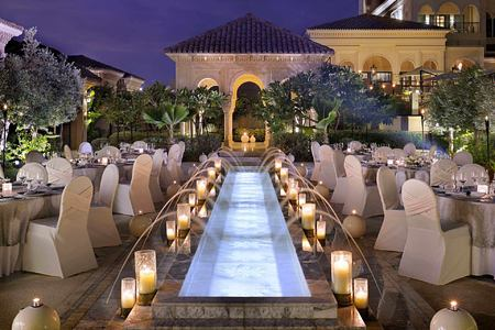 Spa Cloisters at One and Only The Palm Dubai