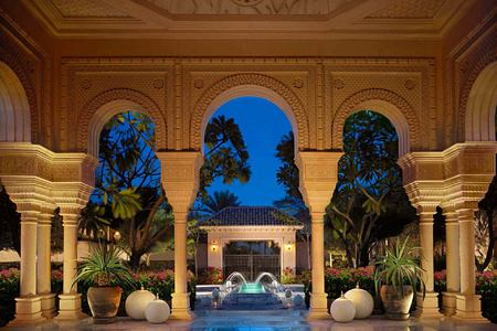 Spa Cloisters interior at One and Only The Palm Dubai