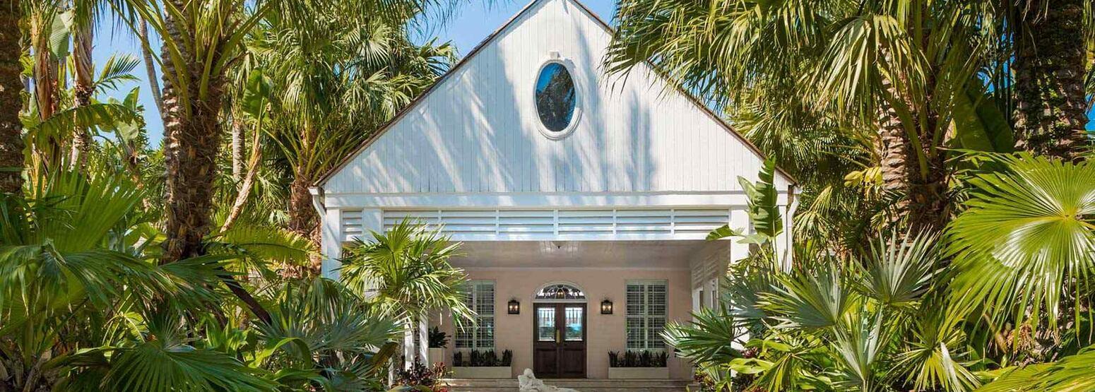 Spa Garden Sanctuary at Four Seasons Ocean Club Bahamas
