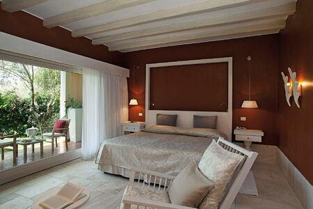 Suite at Forte Village Le Dune Sardinia Italy