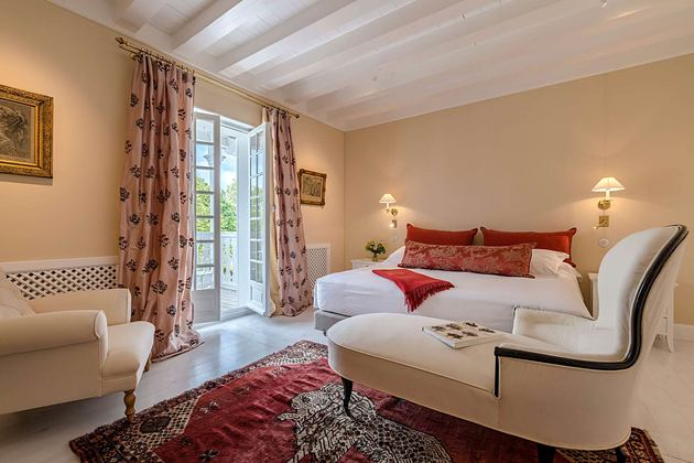 Suite at Les Pres dEugenie France
