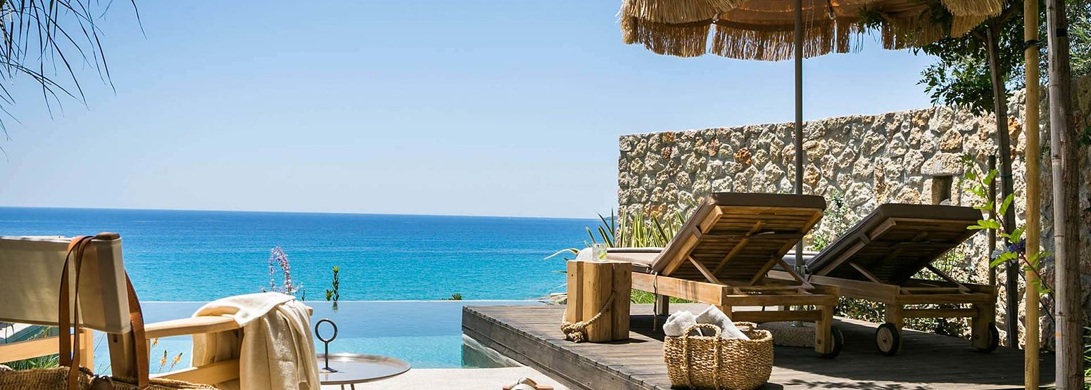 Superior Retreat with Pool at F Zeen Kefalonia Greece