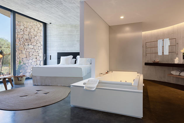 Villa Suite at Son Brull Majorca Spain