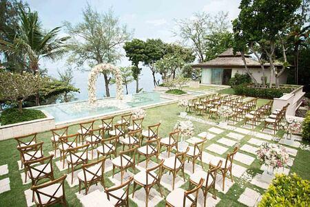 Weddings at Trisara Phuket Thailand