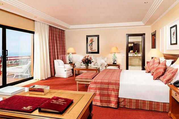Suite at Hotel Botanico Tenerife