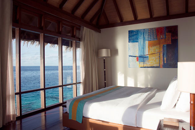 Water Villa at Coco Palm Bodu Hithi Maldives