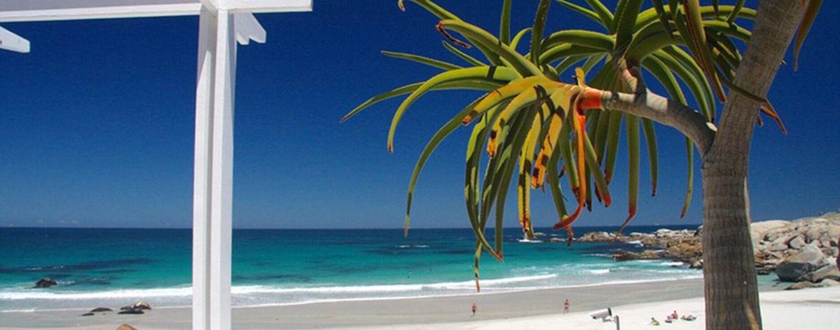 Glen Beach Villa beach view