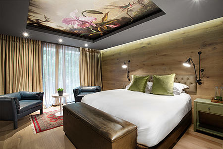 Guest House and Villas Premier bedroom