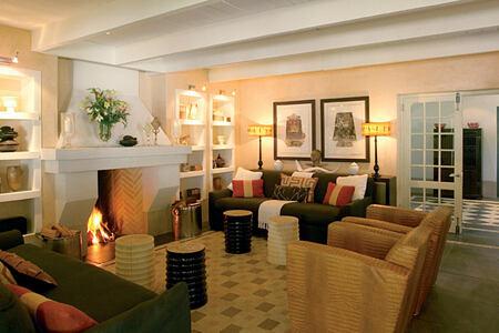 Luxury Cottage lounge