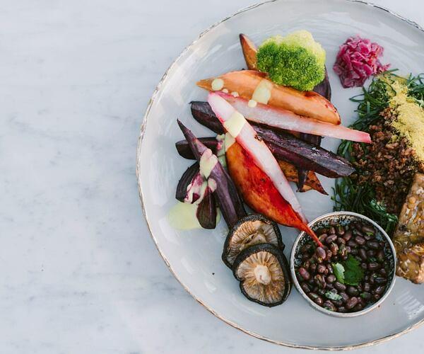 Revivo Bali healthy meal