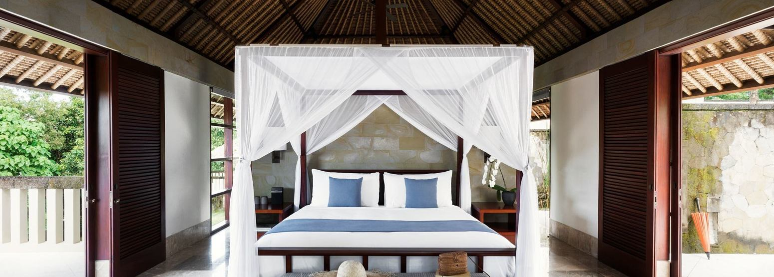 Revivo Bali Villa bedroom