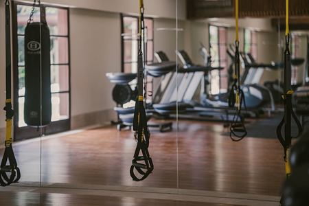 revivo bali fitness studio trx