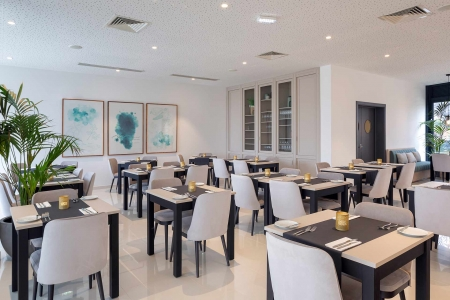 Mediterranico Restaurant at the Longevity Alvor Algarve Portugal