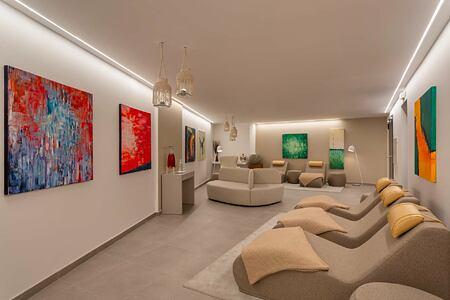 Relax Room at the Longevity Alvor Algarve Portugal