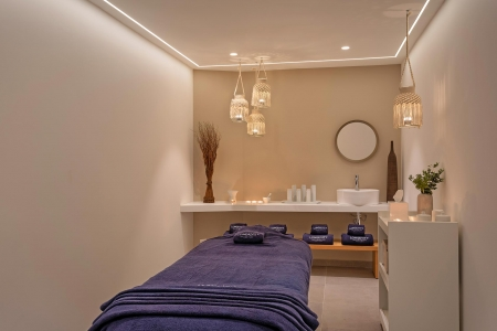 Treatment room at the Longevity Alvor Algarve Portugal