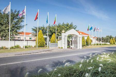 The Entrance to Longevity Vilamoura Portugal