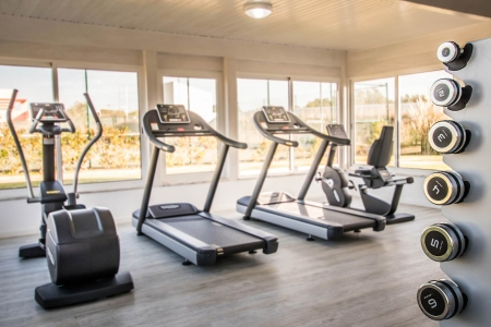 Gym at Longevity Vilamoura Portugal