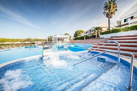 Pool at Longevity Vilamoura Portugal
