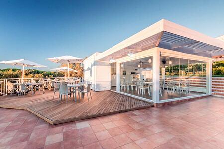 Pure Cafe at Longevity Vilamoura Portugal