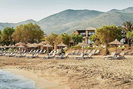 Cretan Malia Park Crete beacher - header image