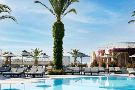 MarBella Nido Corfu pool header image